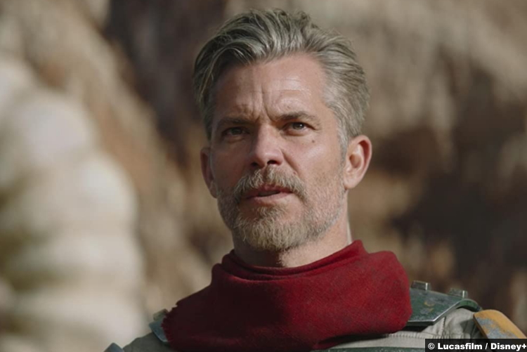 The Mandalorian S02e01 Timothy Olyphant Cobb Vanth