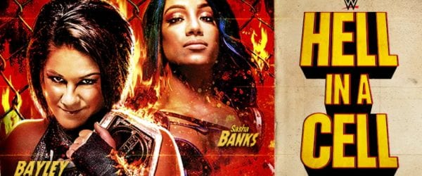 Wwe Hell In A Cell 2020 Poster