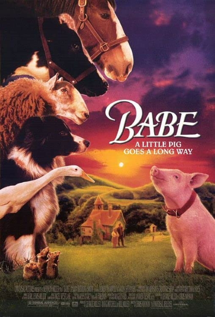 Babe Poster 2