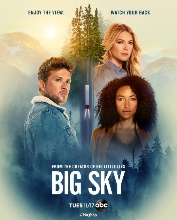 Big Sky Season 1 Poster
