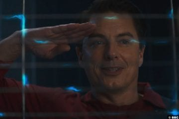 Doctor Who S12e11 John Barrowman Captain Jack Harkness