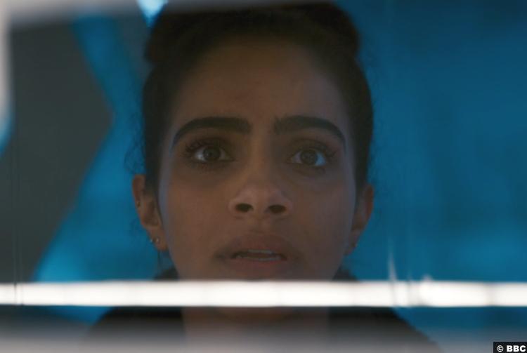 Doctor Who S12e11 Mandip Gill Yasmin Khan