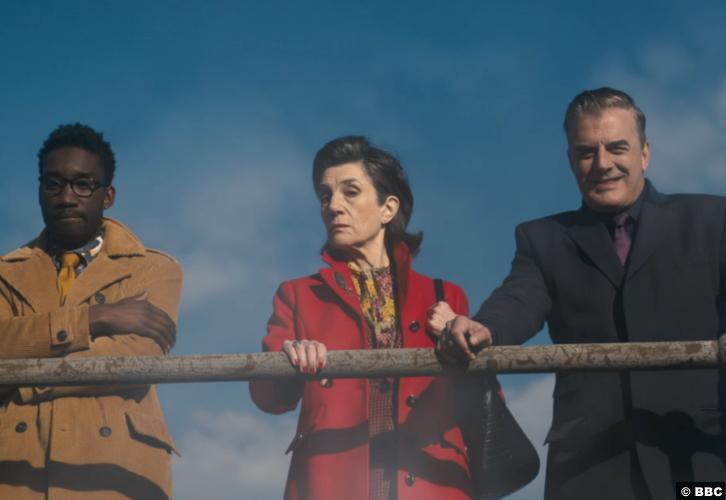 Doctor Who S12e11 Nathan Stewart-Jarrett Harriet Walter Chris Noth Leo Jo Jack Robertson
