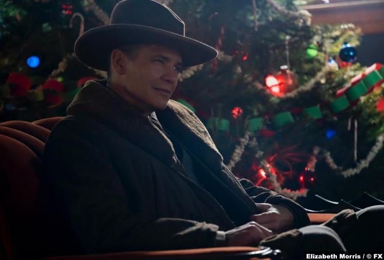 Fargo S04e08 Timothy Olyphant Us Marshal Dick Deafy Wickware