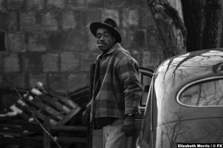 Fargo S04e09 Corey Hendrix Omie Sparkman