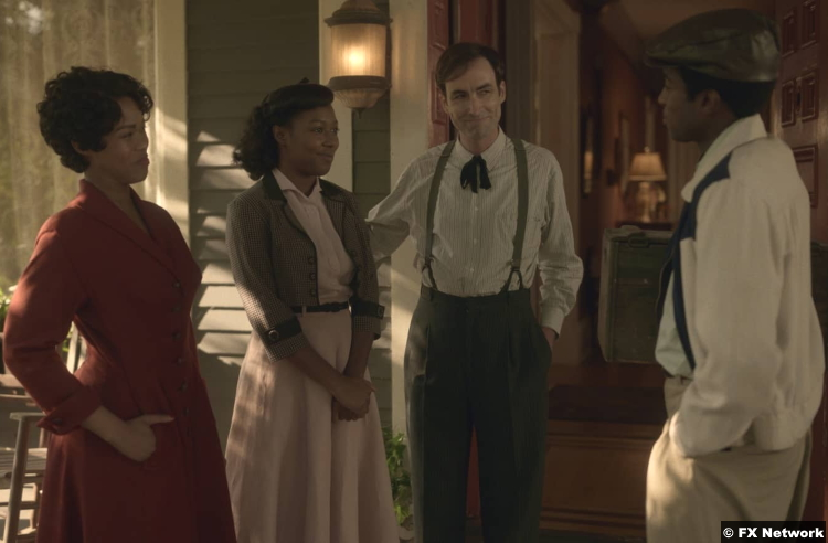 Fargo S04e11 Anji White Emyri Crutchfield Andrew Bird Matthew Elam Dibrell Ethelrida Thurman Lemuel