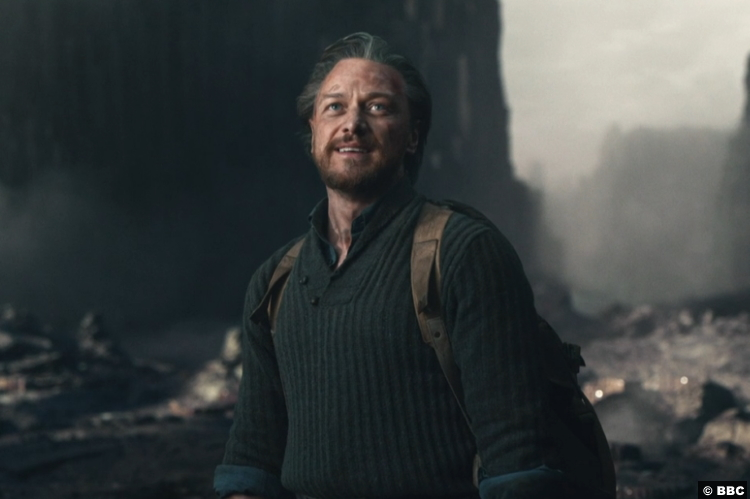 His Dark Materials S02e07 James Mcavoy Lord Asriel