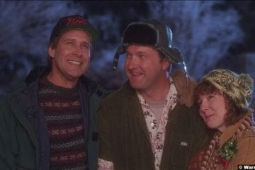 National Lampoons Christmas Vacation Chevy Chase Randy Quaid Miriam Flynn