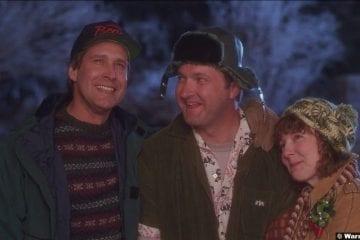 National Lampoons Christmas Vacation Chevy Chase Randy Quaid Miriam Flynn