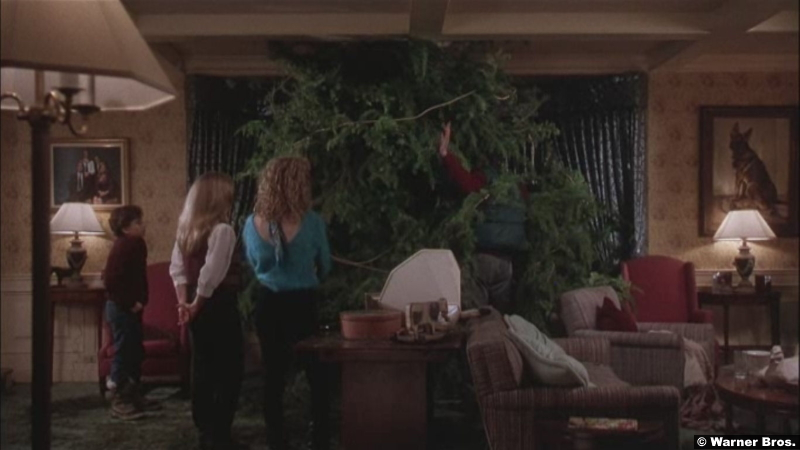 National Lampoons Christmas Vacation Tree