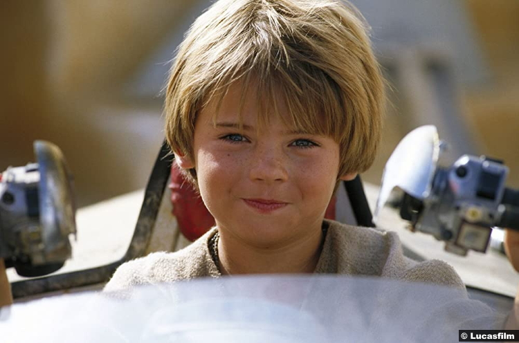 Star Wars Phantom Menace Jake Lloyd Anakin Skywalker