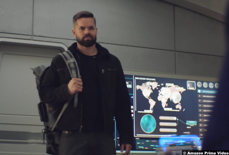 The Expanse S01 Wes Chatham Amos