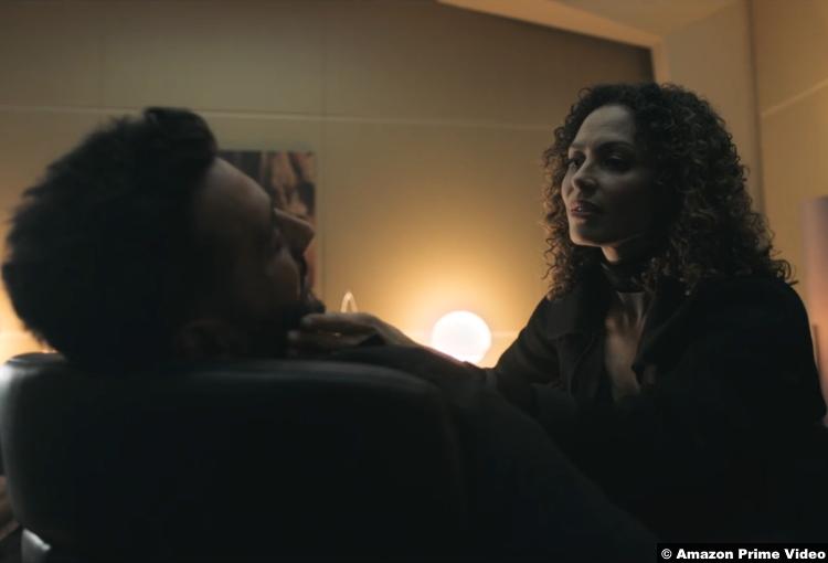 The Expanse S05e03 Naomi Gaskin Interrogating