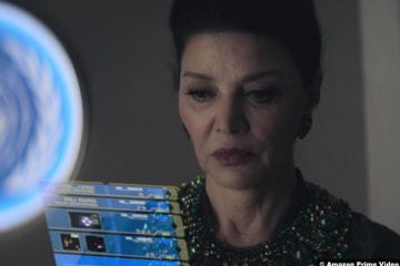 The Expanse S05e03 Shohreh Aghdashloo Chrisjen Avasarala