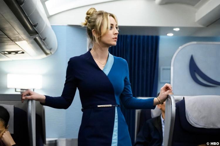 The Flight Attendant S01 Kaley Cuoco