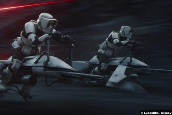 The Mandalorian S02e04 Stormtroopers