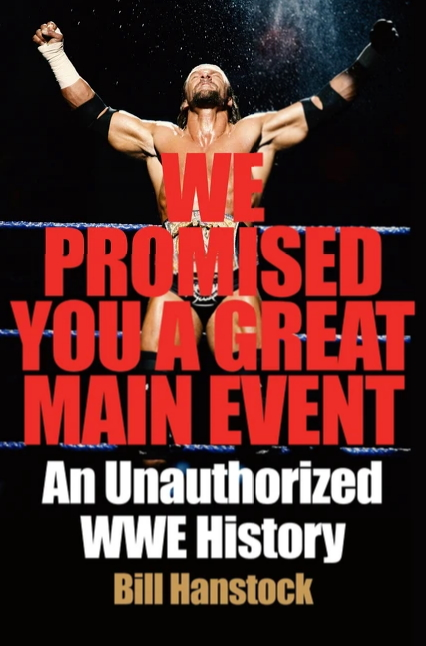 We Promised You A Great Main Event Book Cover