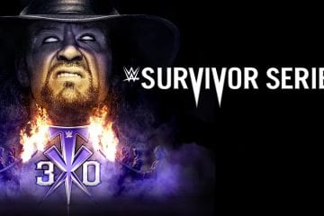 Wwe Survivor Series 2020 Poster