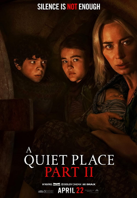 A Quiet Place Part 2 Poster