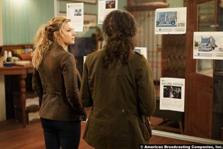 Big Sky S01e06 Katheryn Winnick as Jenny Hoyt