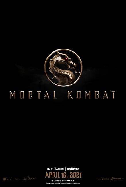 Mortal Kombat 2021 Poster