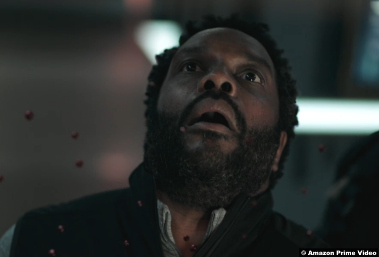 The Expanse S05e04 Chad L Coleman Fred Johnson