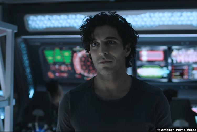 The Expanse S05e04 Keon Alexander Marco Inaros
