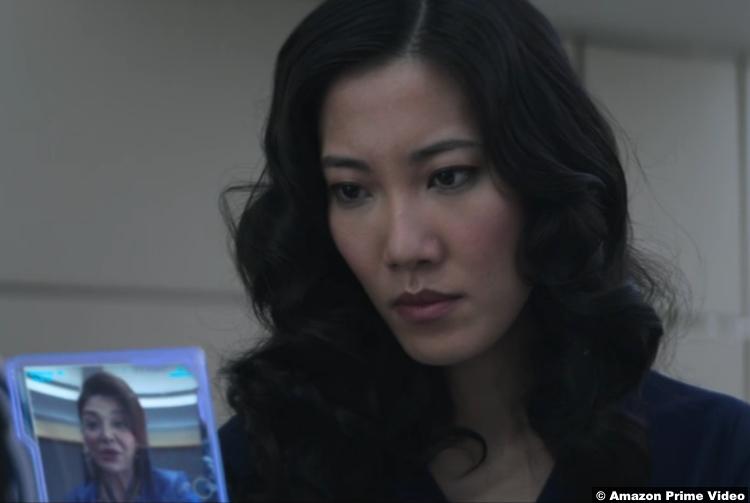 The Expanse S05e04 Lily Gao Nancy