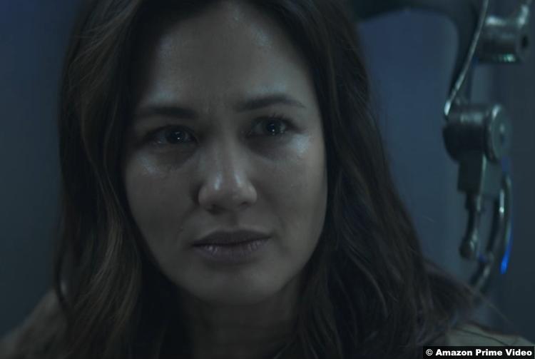 The Expanse S05e04 Nadine Nicole Clarissa Mao