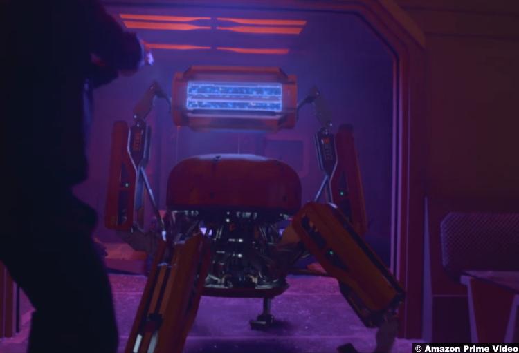 The Expanse S05e04 Robot