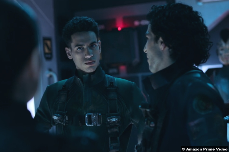 The Expanse S05e06 Jasai Chase Owens Felip