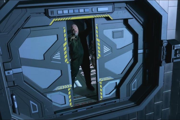 The Expanse S05e07 Brent Sexton Cyn