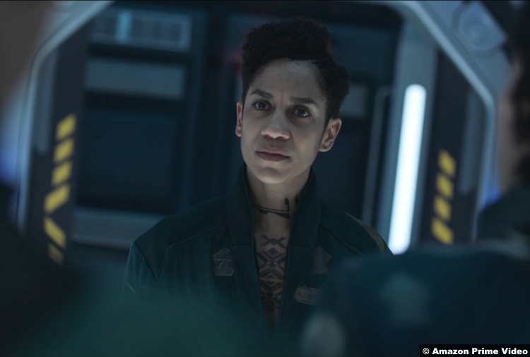 The Expanse S05e07 Dominique Tipper Naomi Nagata