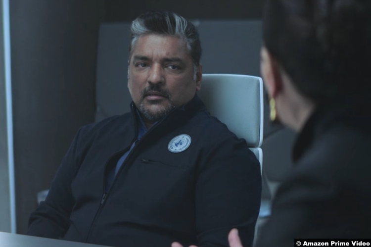 The Expanse S05e09 Sugith Varughese as David Paster