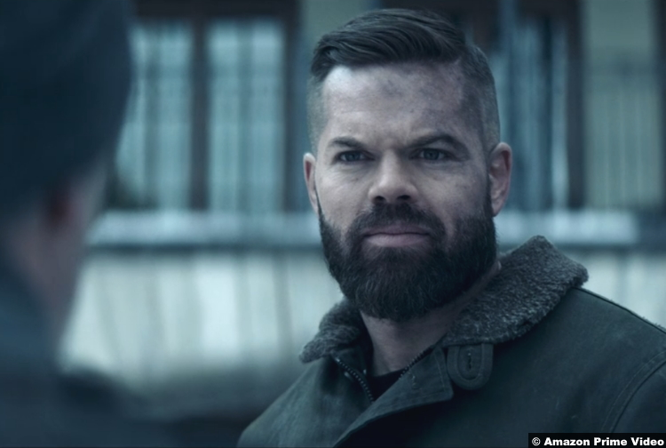 The Expanse S05e09 Wes Chatham as Amos Burton