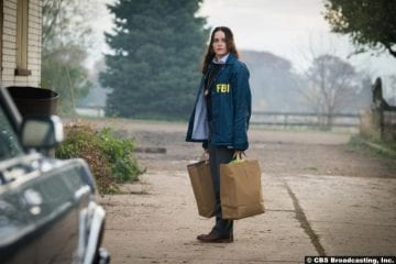 Clarice S01e02 Rebecca Breeds as Clarice Starling