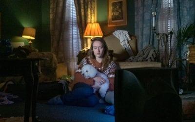 Clarice S01e03 Marnee Carpenter as Catherine Martin with Precious