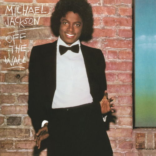 Michael Jackson Off The Wall Album Cover
