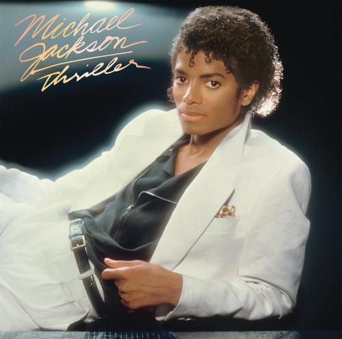 Michael Jackson Thriller Album Cover