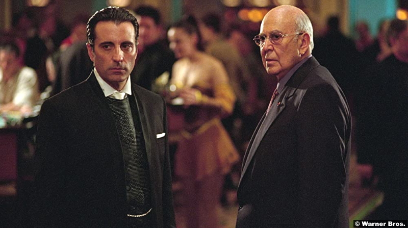 Ocean's Eleven Andy Garcia and Carl Reiner