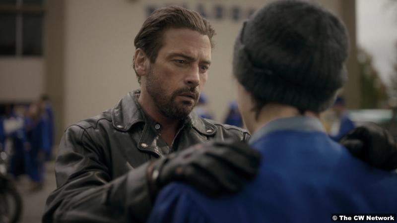 Riverdale S05e03 Skeet Ulrich as FP Jones