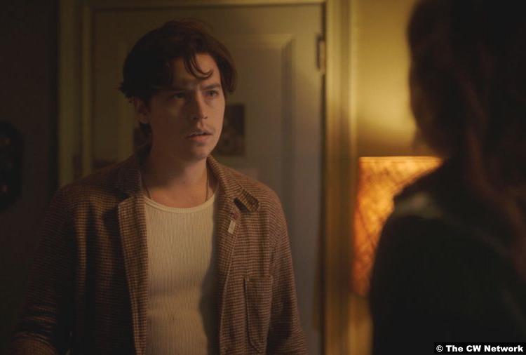 Riverdale S05e04 Cole Sprouse as Jughead Jones