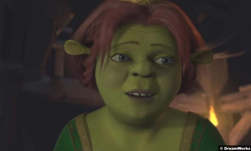 Shrek 2001 Princess Fiona 2