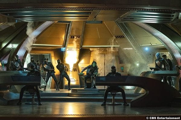Star Trek Discovery S03e13 Janet Kidder Osyraa