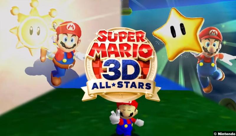 Super Mario Bros. 3D All Stars