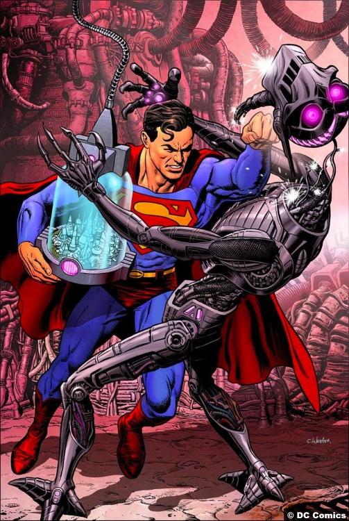 Superman Last Stand Of New Krypton 3B