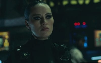 The Expanse S05e08 Cara Gee as Camina Drummer