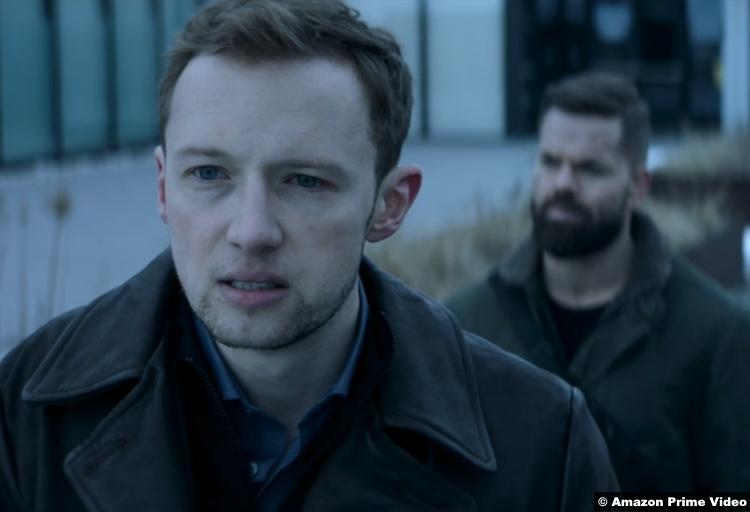 The Expanse S05e08 Jacob Mundell as Erich
