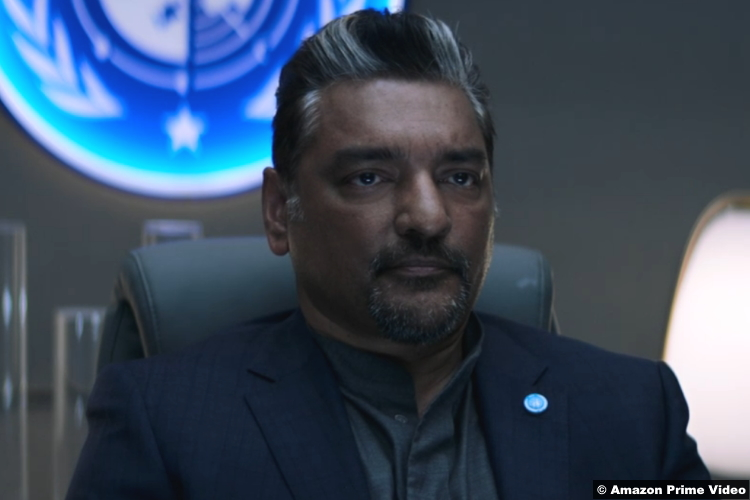 The Expanse S05e08 Sugith Varughese as David Paster