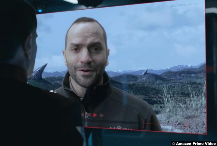 The Expanse S05e10 Carlos Gonzalez-Vio as Cortazar